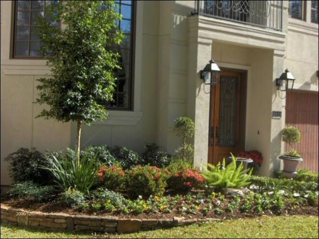 Bayside Landscape Services Houston Area Landscape And