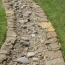 Erosion Control in Ditch With Stone